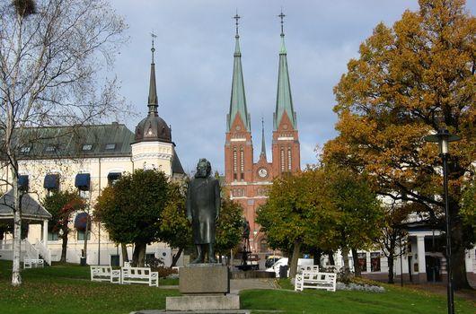 Velkommen til Den Norske Kirke i Skien