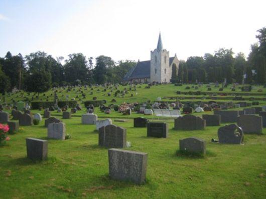 Borgestad kirkegård