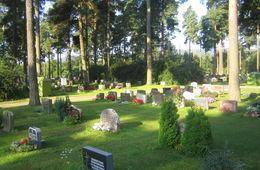 Nenset kirkegård