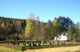 Luksefjell kirkegård