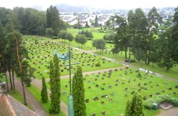 Gimsøy kirkegård