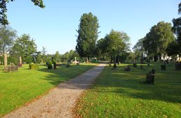 Johannes kirkegård