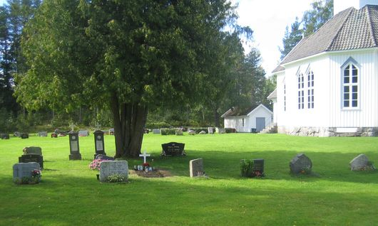 Kilebygda kirkegård