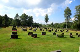 Melum kirkegård