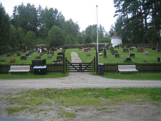 Valebø kirkegård
