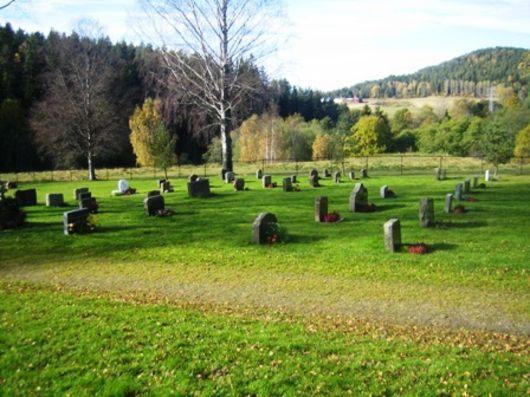 Omdal kirkegård
