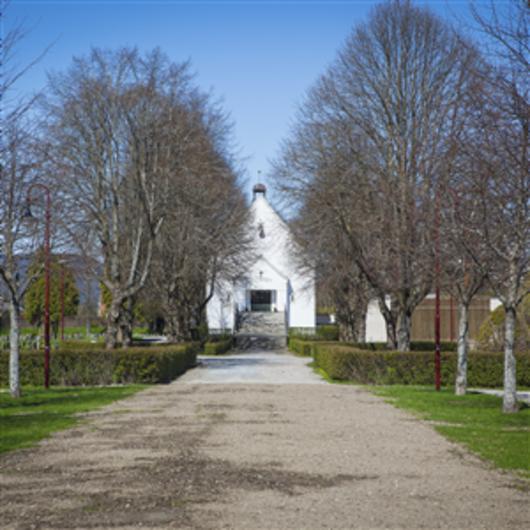 Nordre gravlund kapell