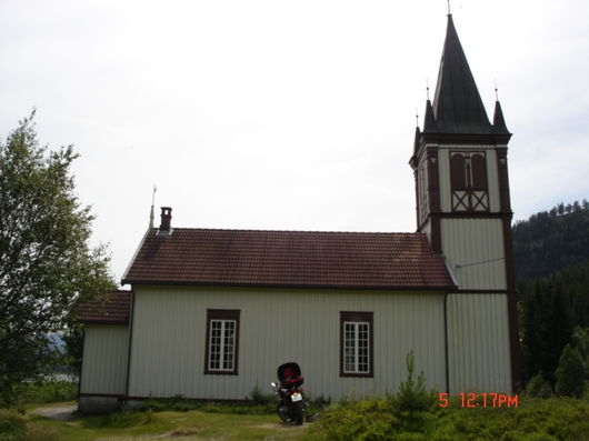 Luksefjell kapell