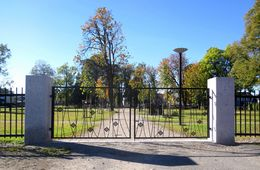Lie kirkegård