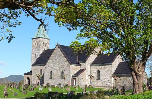 Skien kirkelige fellesråd planlegger utvidelser ved Gjerpen kirkegård