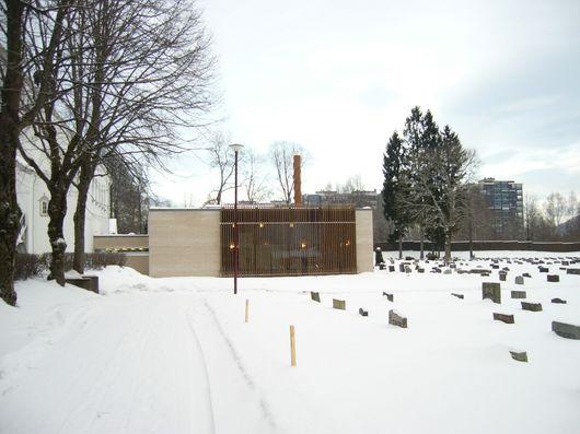 Skien krematorium